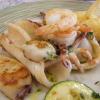 Gegrillte Calamares