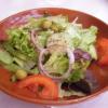 Beilagensalat zu den Hauptgerichten