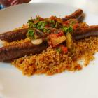 Foto zu Restaurant Ohso: Merguez auf Couscous