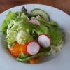 Frischer Beilagensalat