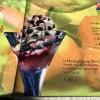 Auszug aus der Eiskarte: Heidelbeerbecher, Vanille- und Heidelbeereis, Heidelbeeren, Sahne und Fruchtsoße (5,90 €)