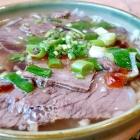 Foto zu KAGI Sushibar: Vietnamesische Reisnudelsuppe mit Rindfleisch