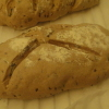 Brot nach dem Formen