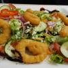 Salat mit Calamaris