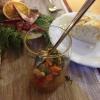 Gruß des Hauses - pikanter Fleischsalat