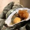 Salzig - Auster / Kimchi / Fett
