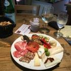 Foto zu Norcineria da Francesco: 19.06.2019 / Vino muss auch Mittags!