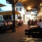 Foto zu Gehrlein's Alte Mühle: Innenhof