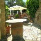 Foto zu Zinsers Flämmle: Gastgarten