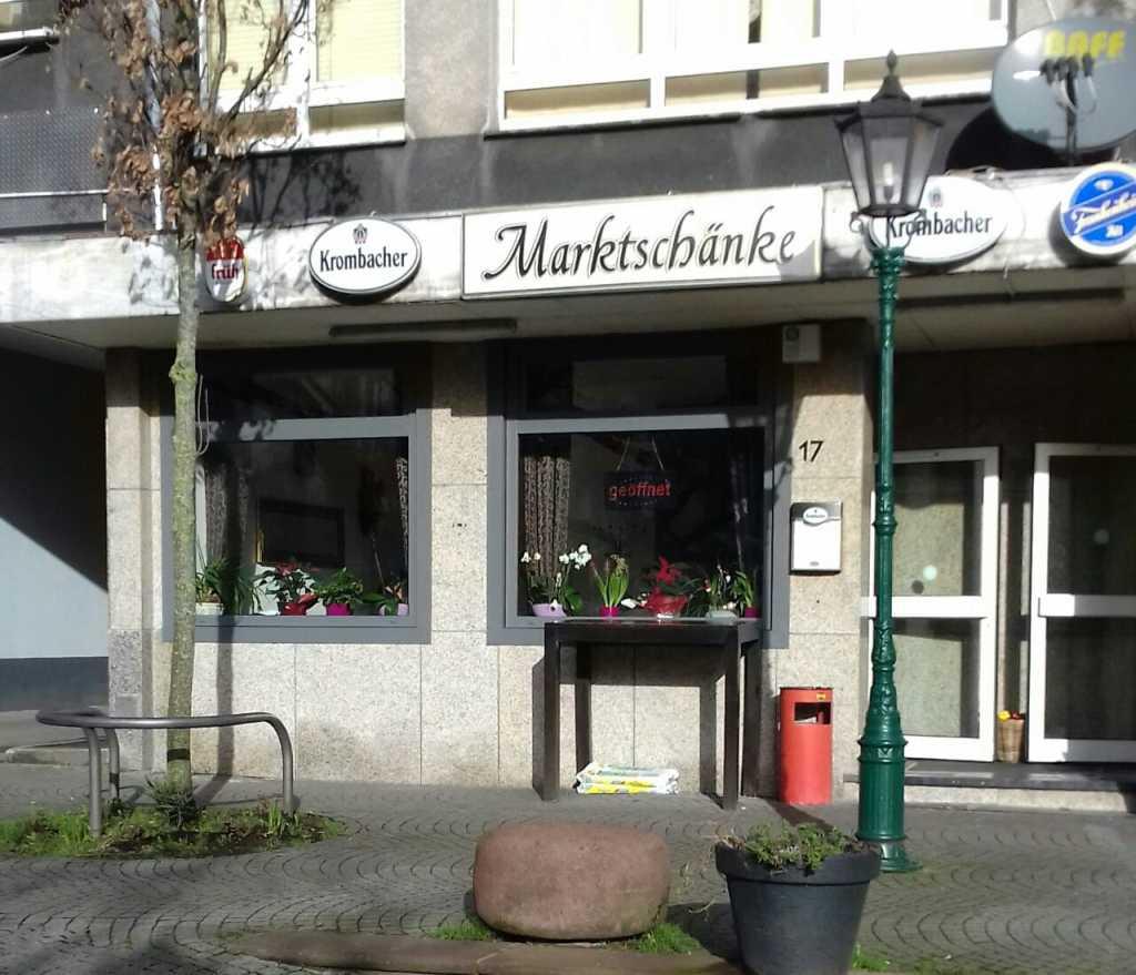 Marktschänke Imbiss am Markt Lieferdienst, Imbiss, Gaststätte in ...