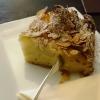Frischer Apfel-Mandelkuchen