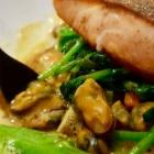 Foto zu Culinaria: Muscheln in Curry