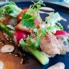 Foto zu Culinaria: Jakobsmuschel und Hummerschwanz II