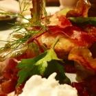 Foto zu Culinaria: Manchego- und Paprika-Chutney zur Frittata und Schinken