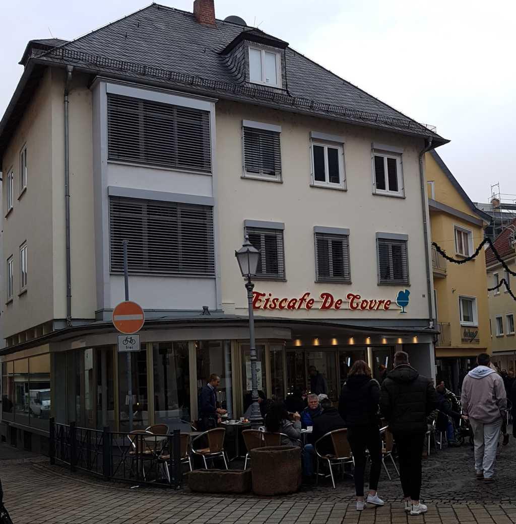 Eiscafe De Covre In 55232 Alzey