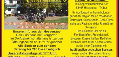 Fotoalbum: Zum Grundstein Hessenaue