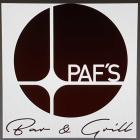 Foto zu Paf's Bar & Grill: Logo