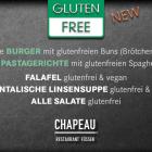 Foto zu CHAPEAU!: Glutenfrei   gluten free