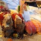 Foto zu Koza: The Notorious - Sushi Auswahl