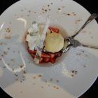 Foto zu Die neuen Bürgerstuben: Erdbeeren mit Eis