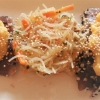 Tataki und Salat