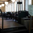 Foto zu MOTORWORLD Köln – Rheinland: Brasserie Boxenstopp MOTORWORLD Köln – Rheinland