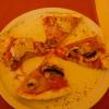 halbe Pizza 4 Stagioni