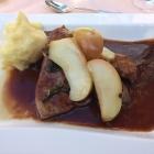 Foto zu Restaurant Heidehof: 2.9.18 / Kalbsleder ganz klassisch