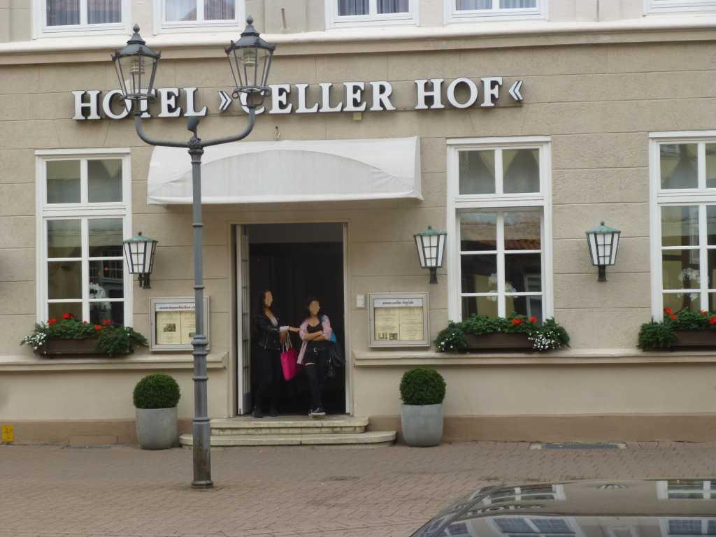 Celler Hof Bar Hotel In 29221 Celle Altstadt