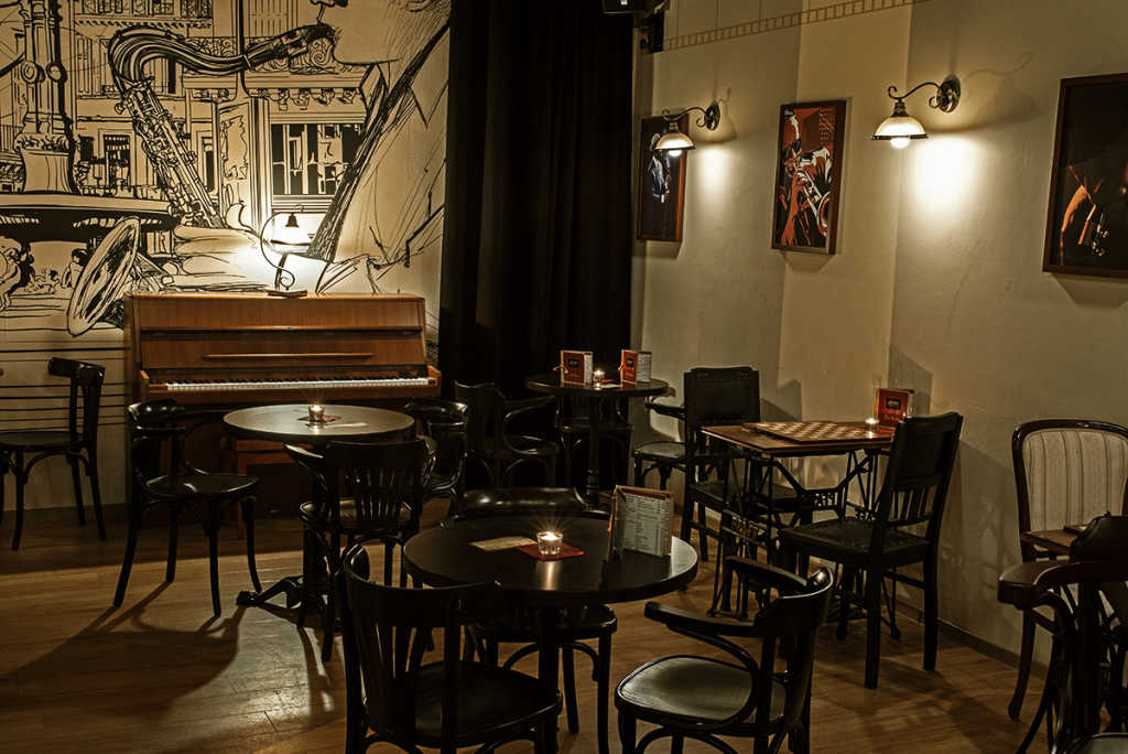 Kazzwoo - Jazz Café Bar Bar, Cafebar in 68159 Mannheim (K2)