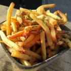 Foto zu Rohr's Craft Burger: Real Pommes!