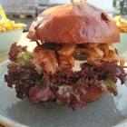 Foto zu Rohr's Craft Burger: Der Chili Cheese BBQ Burger