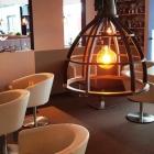 Foto zu PUR Bistro - Möbel Preiss: ruhiger Bistrobereich