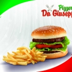 Foto zu Pizzeria Da Giuseppe: Burger