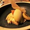 Aprikose und Mirabelle, Hefecreme und Misokuchen