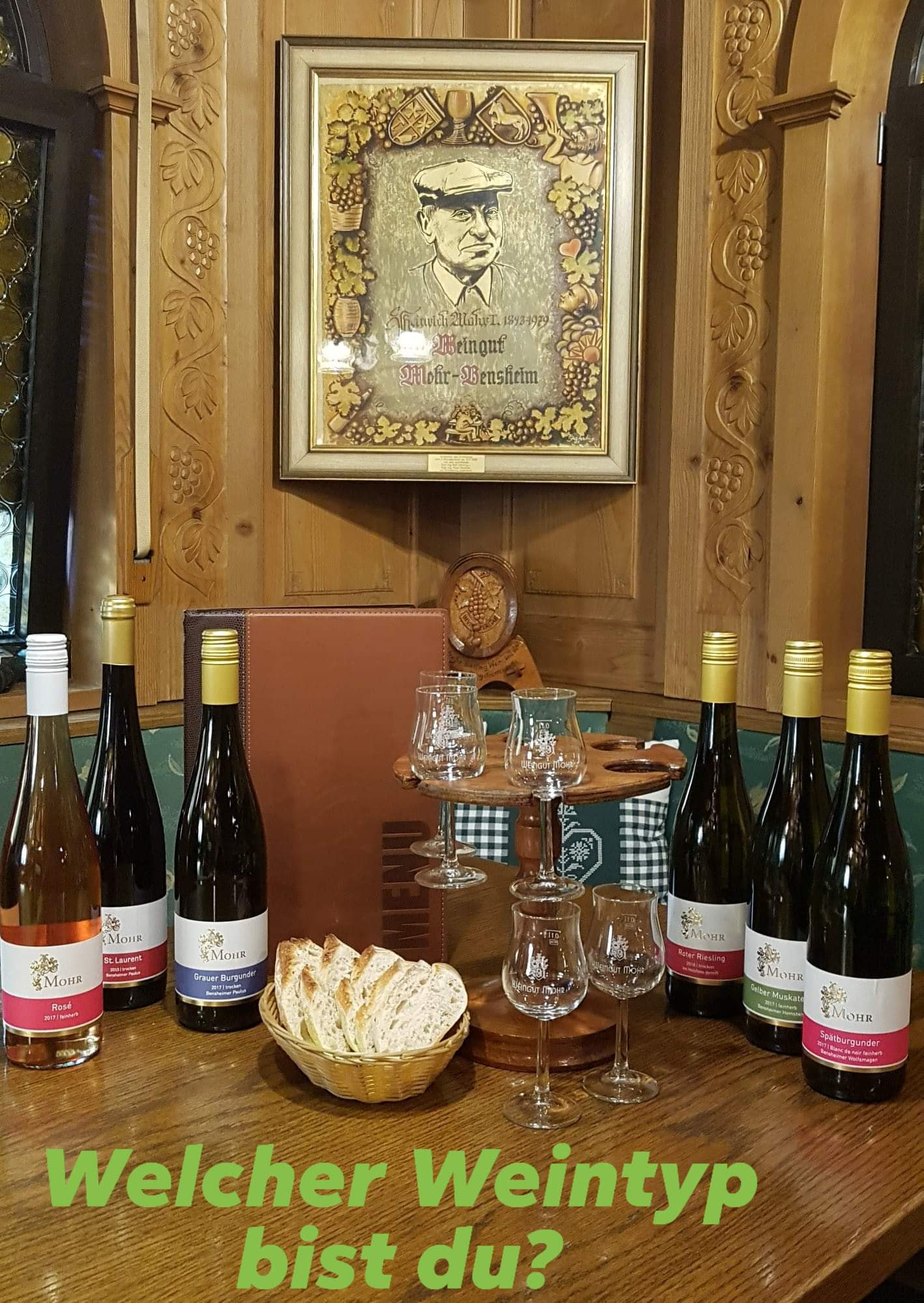 Bild zur Nachricht von Weinstube Mohr