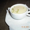 Spargel-Creme- Suppe