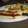 Zander-Filet mit Spargel und Bröselbutter