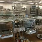 Foto zu Hotel Brunnenhaus Schloss Landau: Offene Küche