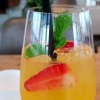Mango-Passionsfrucht-Cocktail