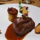 Foto zu High Kitchen: Rinderfilet, Shitake, Wirsing, Kartoffelsoufflé