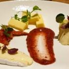 Foto zu High Kitchen: Kober Käse, Feigen, Senf