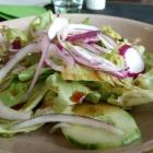 Foto zu Da Salvatore: Grüner Beilagensalat