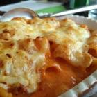 Foto zu Da Salvatore: Rigatoni al forno