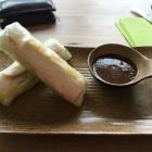 Foto zu Pho Viet thailändische & vietnamesische Küche: 14.7.19 / Summer rolls mit Tofu