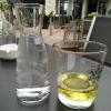 Zum Auftakt: Pernod!
