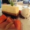 Schokolade 3.0 mit Joghurtrahmeis