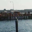 Foto zu Sandhafen - die schwimmende Strandbar: