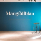 Foto zu Mangfallblau · Fabrikrestaurant: Mangfallblau Wand