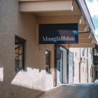 Foto zu Mangfallblau · Fabrikrestaurant: Eingangsbereich
